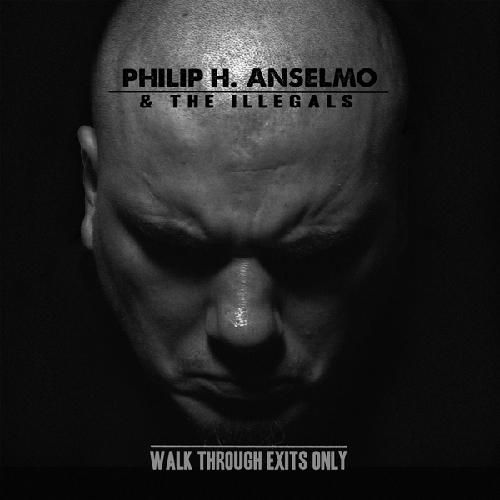 phil anselmo - capa do disco solo