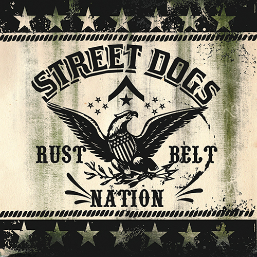 Ouça o novo EP do Street Dogs