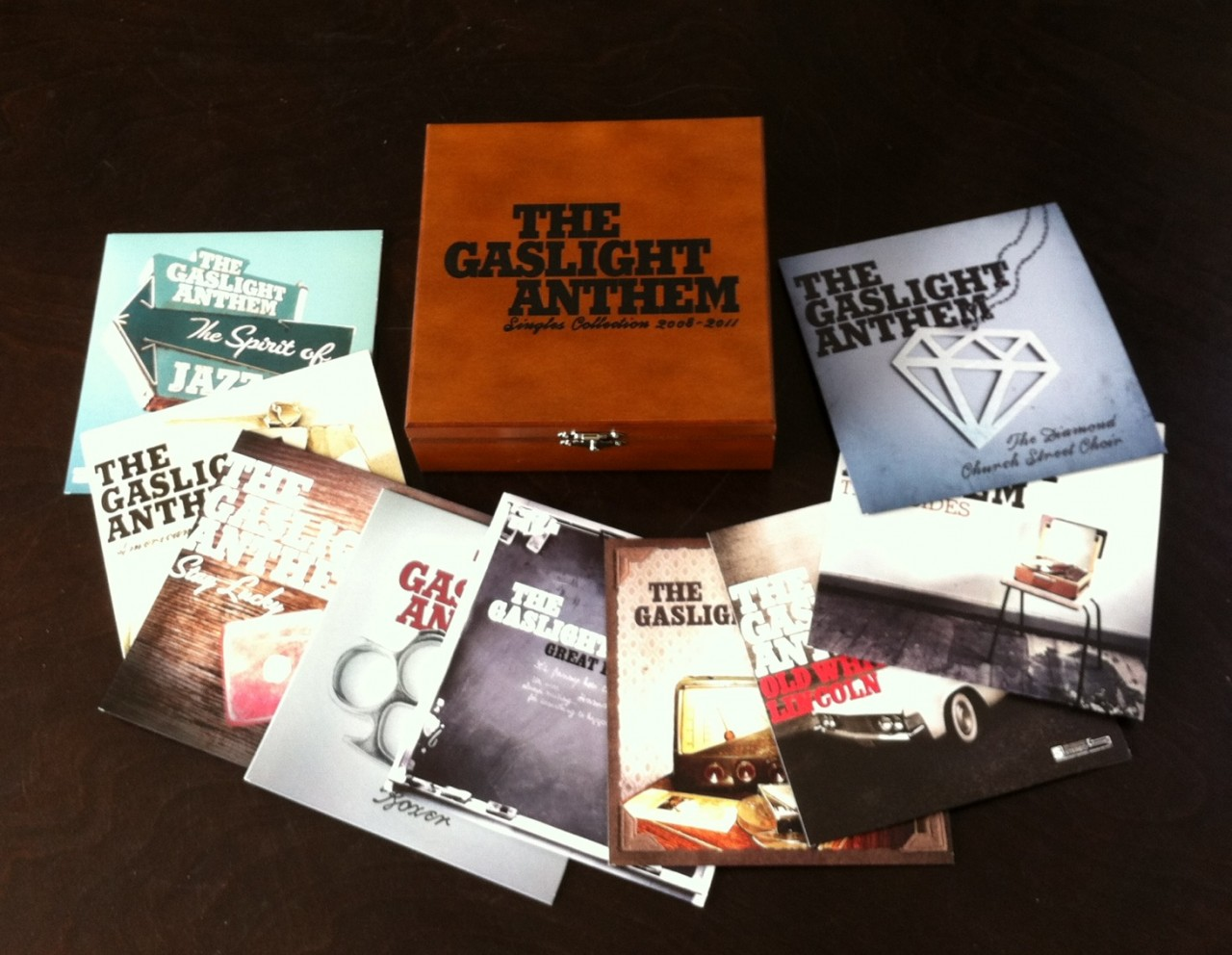 The Gaslight Anthem Singles Collection: 2008-2011