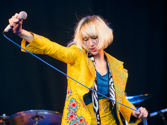 Streaming do novo disco do Yeah Yeah Yeahs