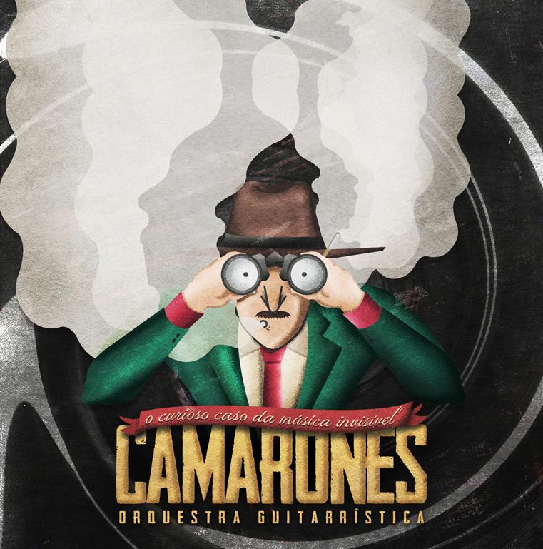 Camarones Orquestra Guitarrística libera álbum para download