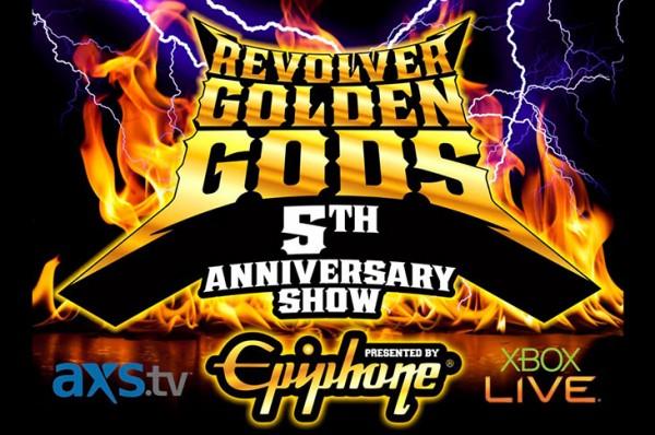 Revolver Golden Gods 2013 é marcado por grandes apresentações