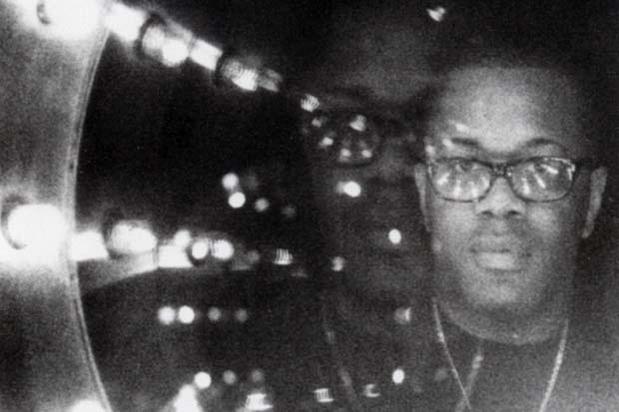 Romanthony na capa de seu disco, R. Hide in Plain Site