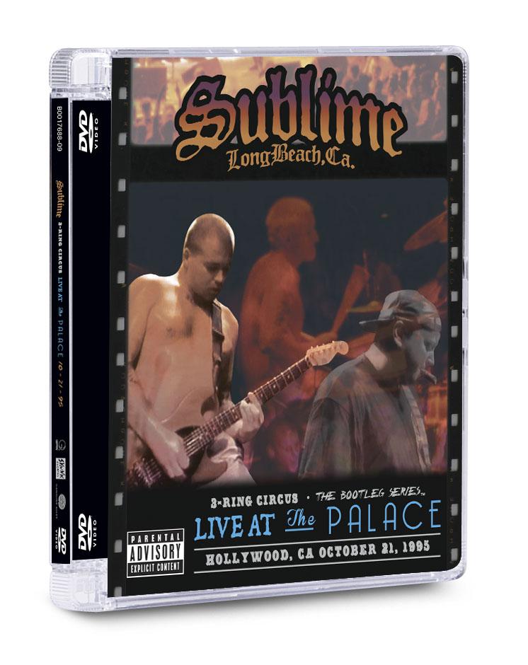 Sublime lança álbum ao vivo e DVD no bpróximo mêsb