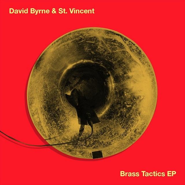 David Byrne & St. Vincent lançam novo EP