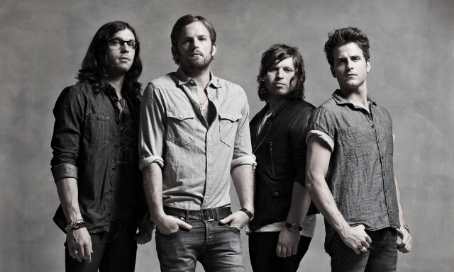 Detalhes do disco do Kings Of Leon