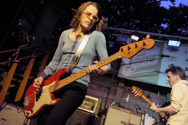 Baixista, Laura Ballance, não sairá em turnê com Superchunk