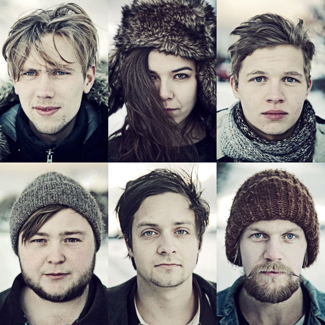 Na Televisão: Of Monsters and Men