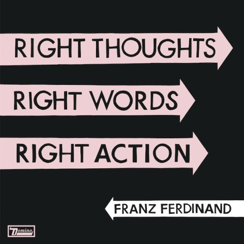 Capa de Right Thoughts, Right Words, Right Action