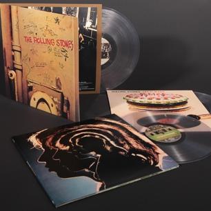 The Rolling Stones - Vinil Transparente