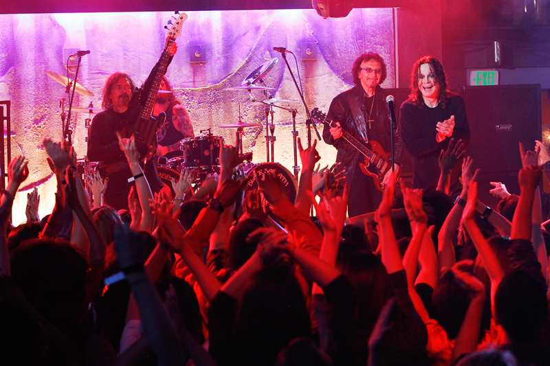 Black Sabbath divulga vídeo de End of The Beginning