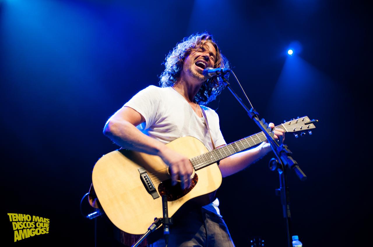 Resenha e fotos exclusivas: Chris Cornell no Rio de Janeiro (15/06/13)