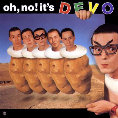 DEVO - Oh, no! It's Devo