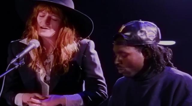 Florence Welch faz versão para música de duo Icona Pop