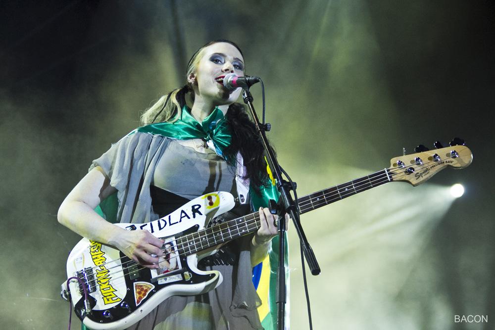 Kate Nash no 17º Cultura Inglesa Festival