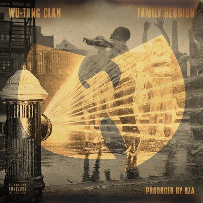 Novas músicas: Wu-Tang Clan