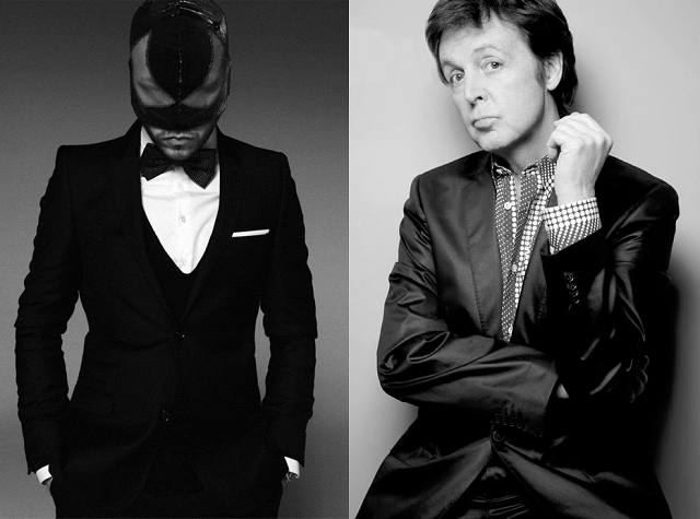 Novas músicas: The Bloody Beetroops e Paul McCartney, Mayer Hawthorne e Museum of Love The Bloody Beetroots e Paul McCartney