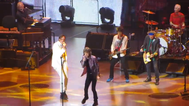 The Rolling Stones com Win Butler, do Arcade Fire