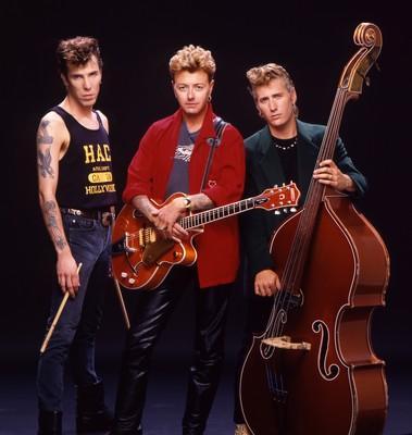 The Stray CatsHollywood1993