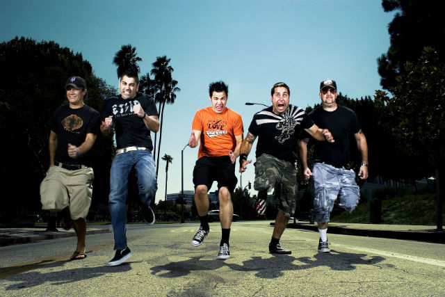 Novos Clipes: Zebrahead, Terror e Anarbor