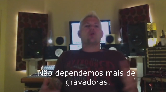 Billy Graziadei, do Biohazard, irá produzir novo disco do Raimundos