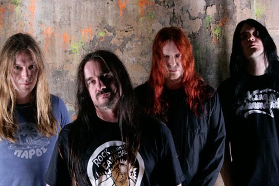 Teaser do novo disco do Carcass