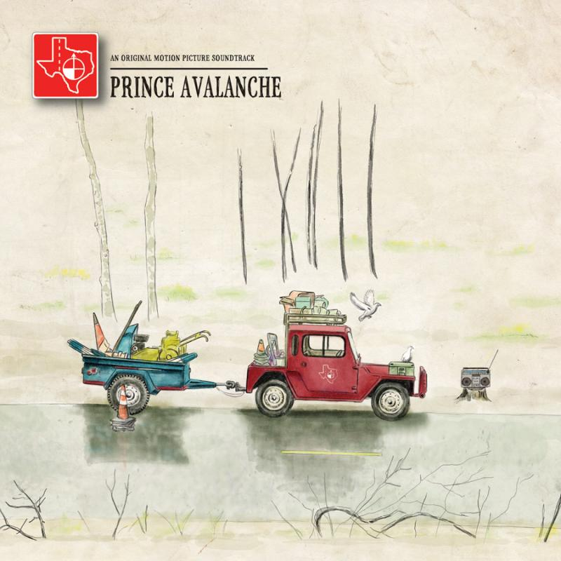 "Explosion In The Sky em trilha de ""Prince Avalanche"""