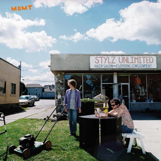 MGMT divulga capa de seu novo disco
