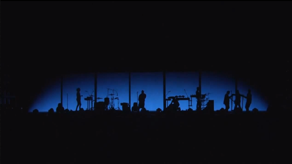 Nine Inch Nails no Fuji Rock