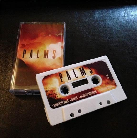 Palms em fita cassette