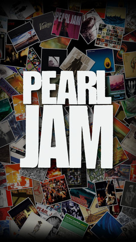 App do Pearl Jam para iOS