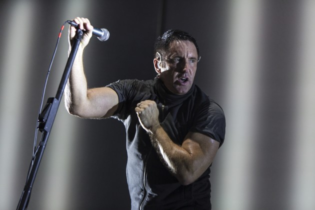 Nine-Inch-Nails no Outside Lands