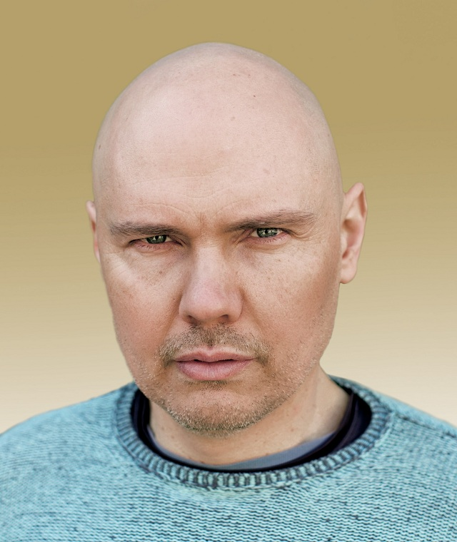 Billy Corgan (Smashing Pumpkins) diz que o futuro do Rock está na China