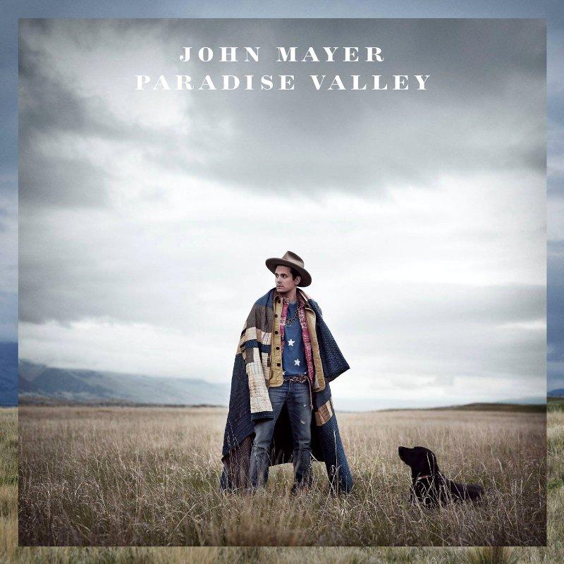Novo disco de John Mayer traz participações de Frank Ocean e Katy Perry