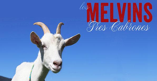 Los Melvins - Tres Cabrones
