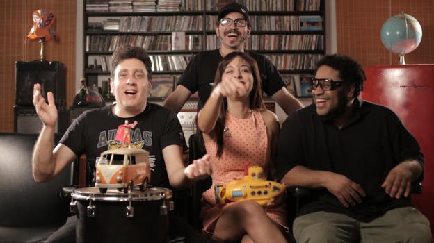 Autoramas lança EP em parceria com BNegão