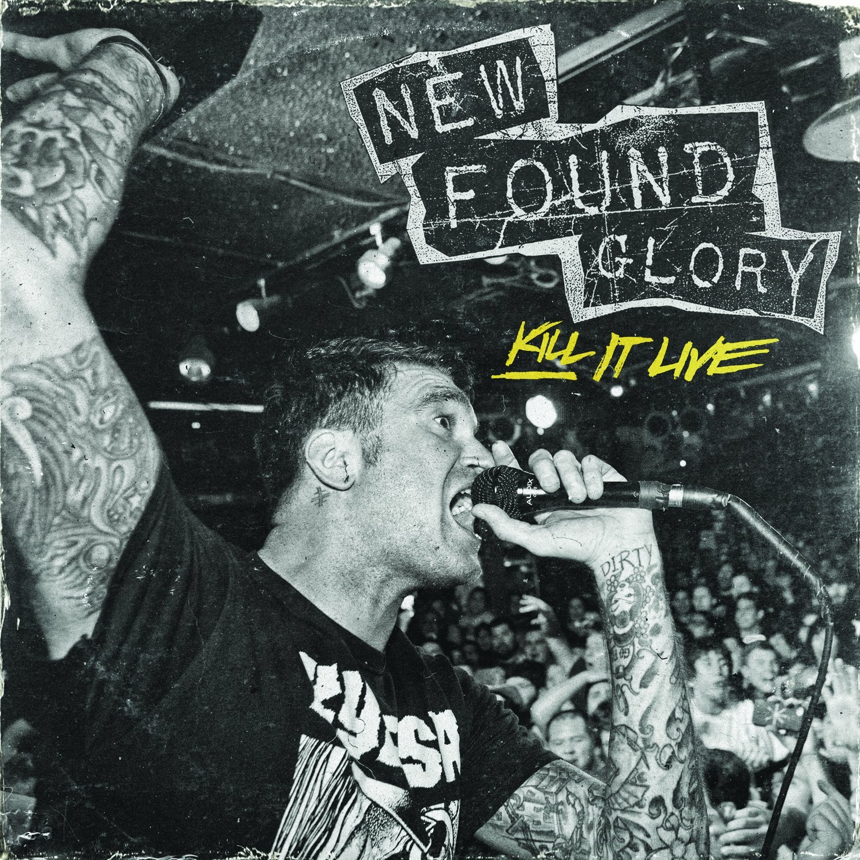 New Found Glory lança música ao vivo para audição