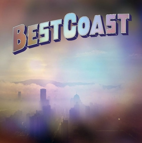 best coast fade away capa Best Coast anuncia lançamento de mini álbum
