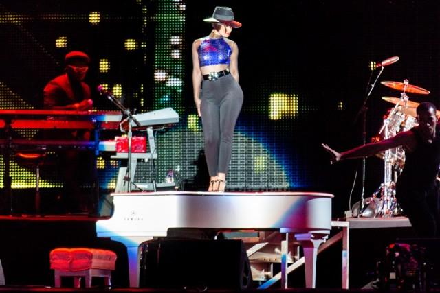 Alicia Keys no Rock in Rio