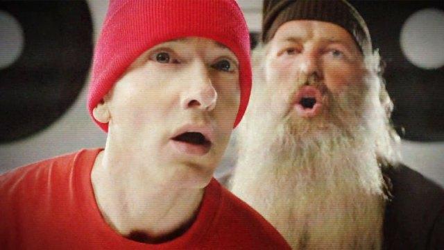 Novo clipe de Eminem