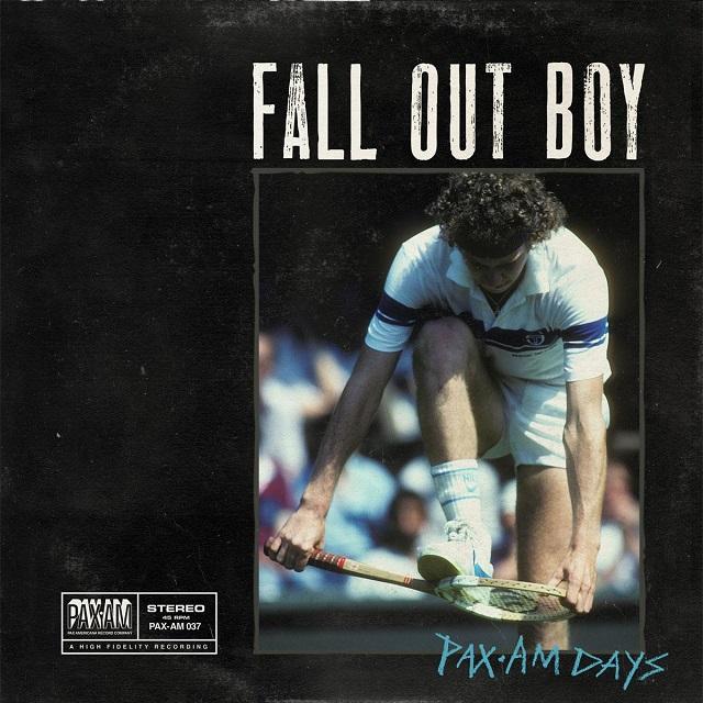 Ouça inédita do Fall Out Boy produzida por Ryan Adams