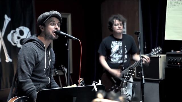Green Day divulga teaser de ¡Cuatro!