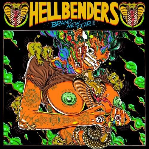 Hellbenders lança álbum de estreia