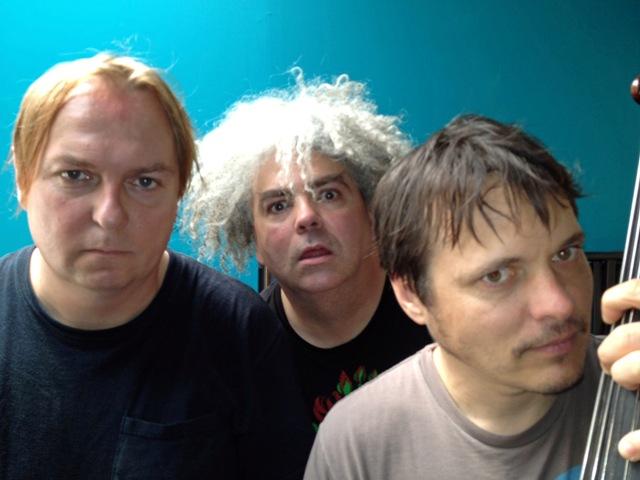 Ouça nova música do Melvins
