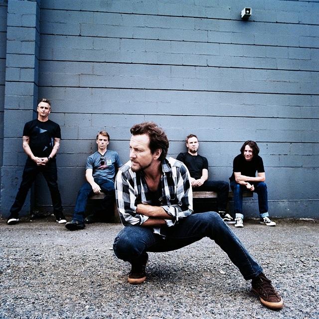Ouça trecho de inédita do Pearl Jam