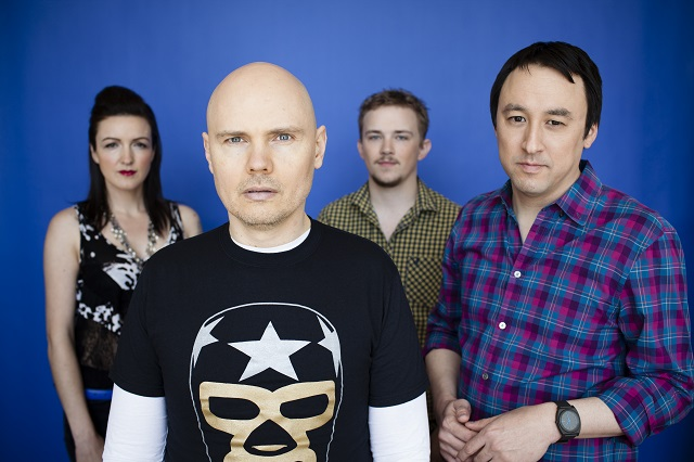 Smashing Pumpkins: assista ao trailer do novo DVD