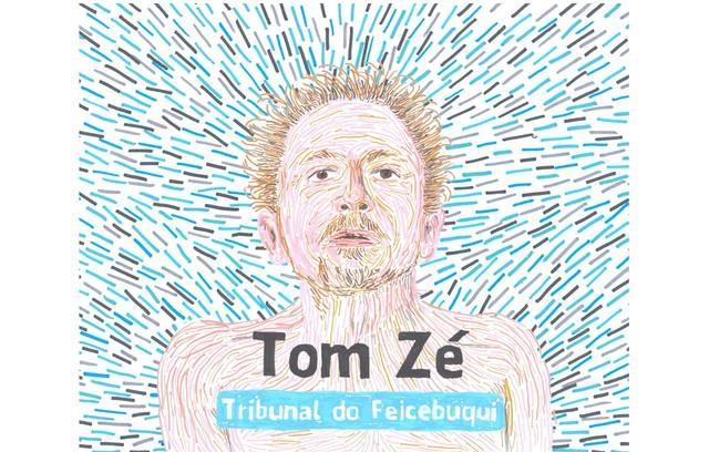 Tom Zé lança O Tribunal do Feicebuqui em vinil