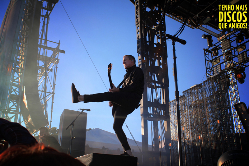 Resenhas e fotos exclusivas: Riot Fest (13/09/13)