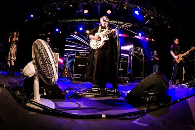 Os Mutantes no II Festival Amazonas Rock