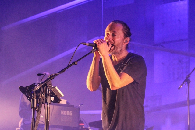 Atoms For Peace faz cover de Marvin Gaye